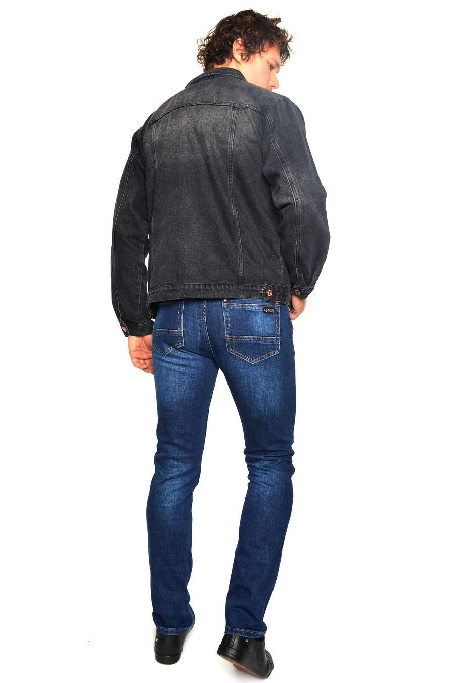 Пиджак мужской (джинсовка) Arnold 5709B - фото 4