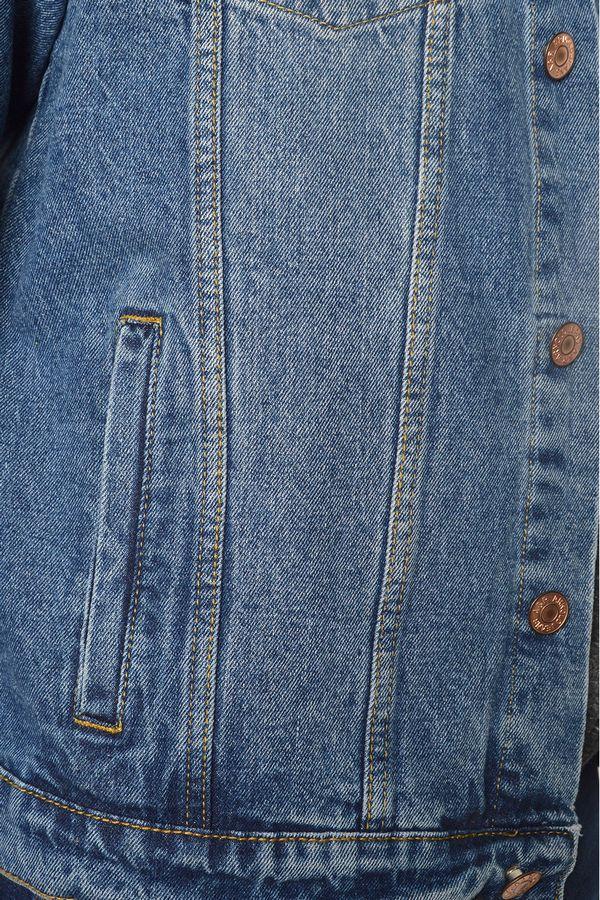 Пиджак мужской (джинсовка) Arnold 5702A - фото 8