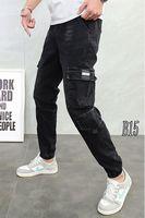 Утепленные мужские джинсы Roberto B15