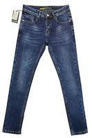 Утепленные мужские джинсы Roberto RBT1-7038